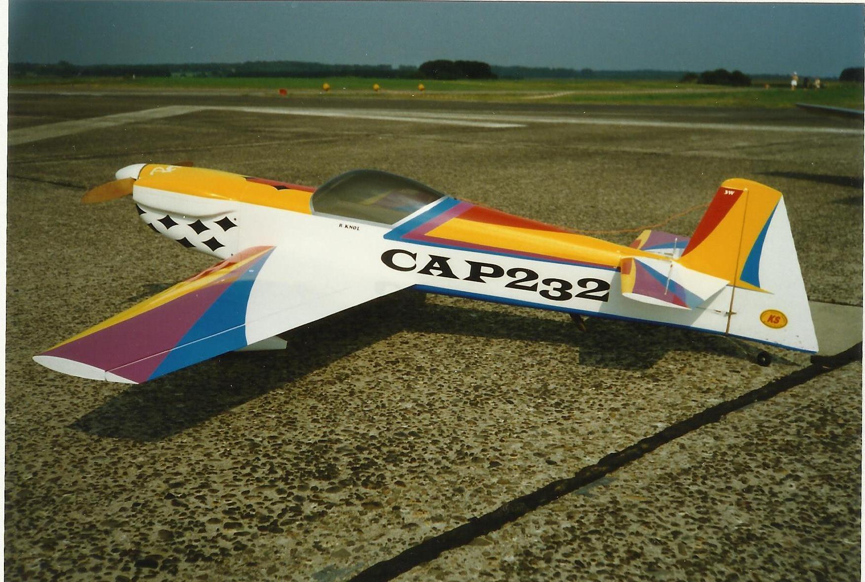 Cap232 - 1,8M - 1