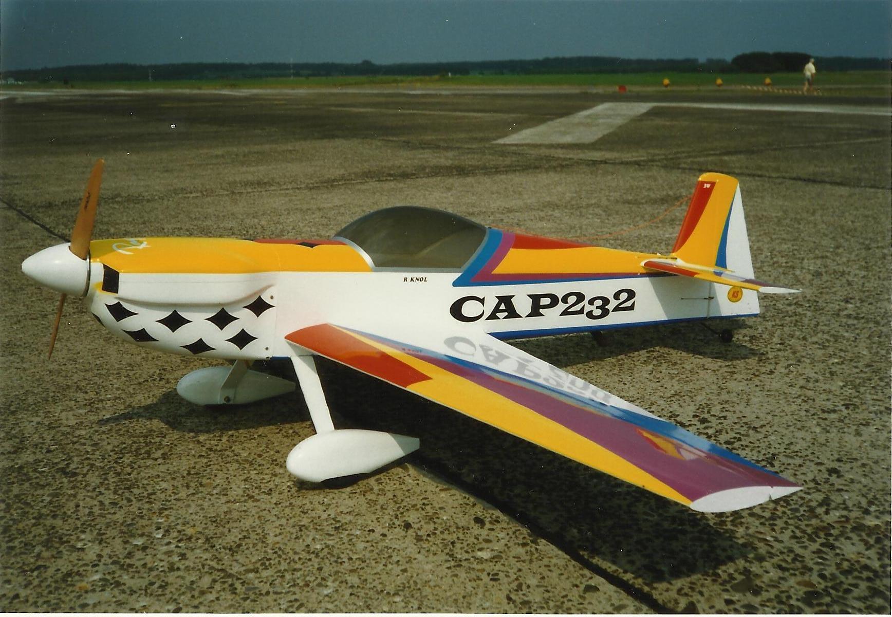 Cap232 - 1,8M - 2