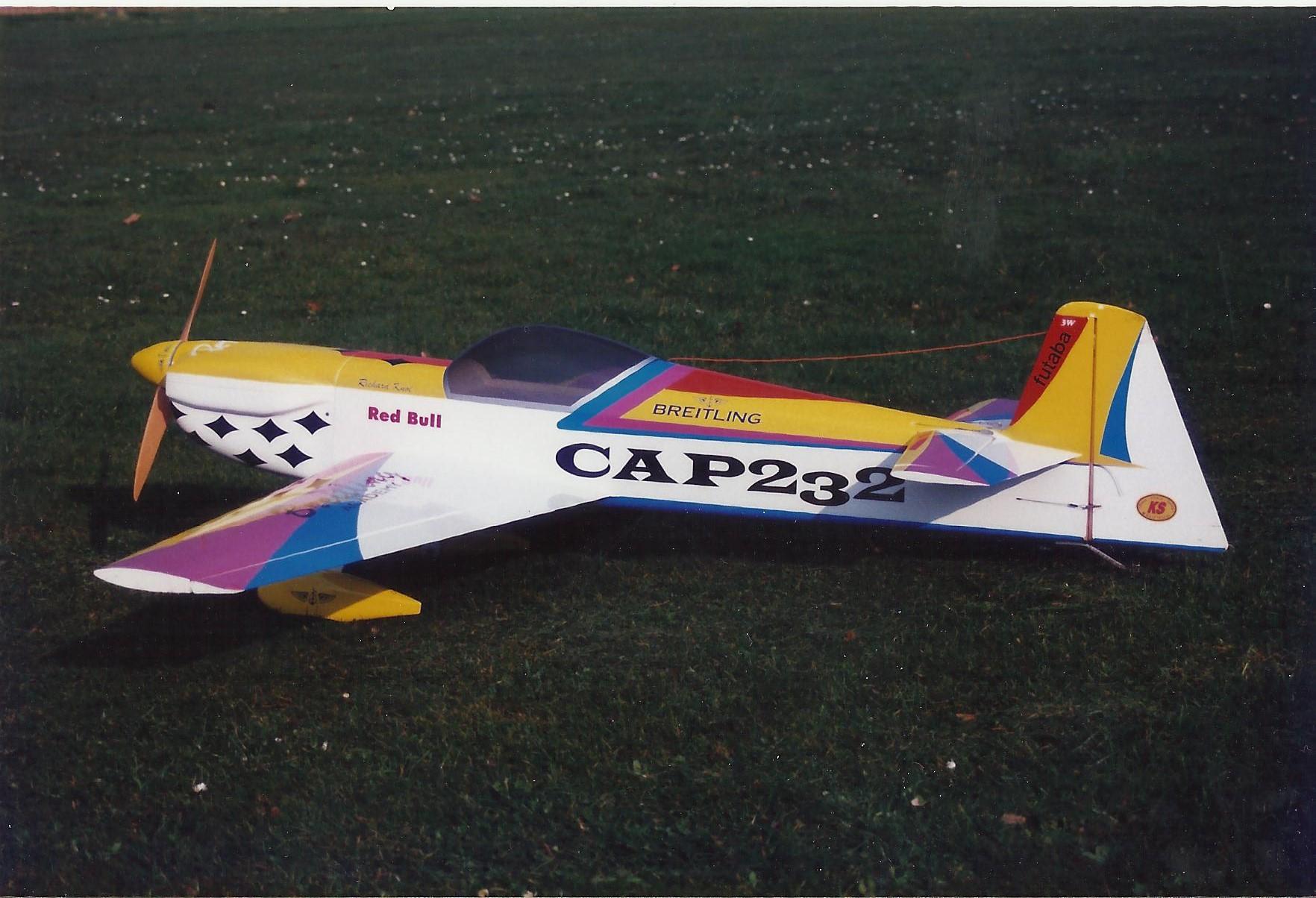 Cap232 - 1,8M - 3