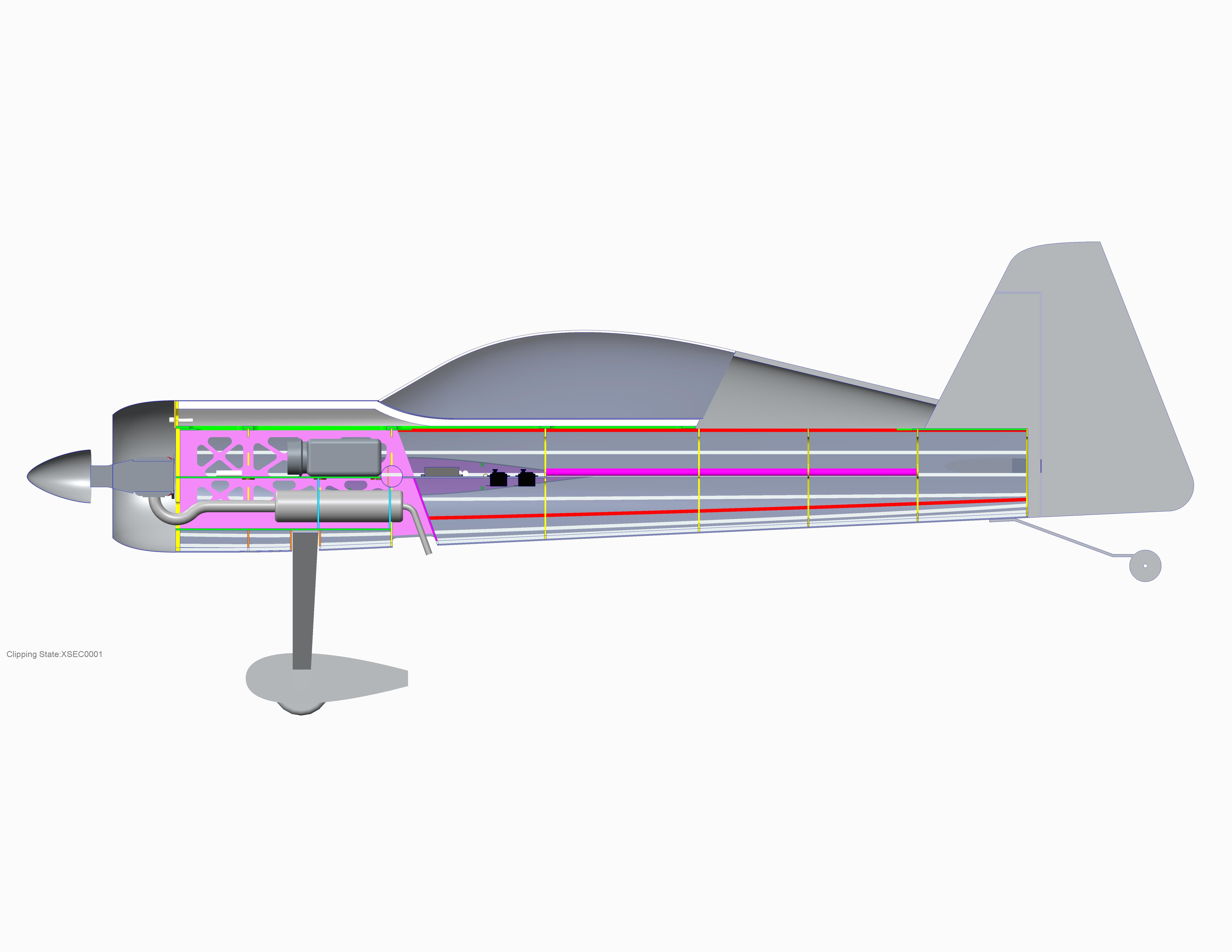yak-54 3,0m cad-7